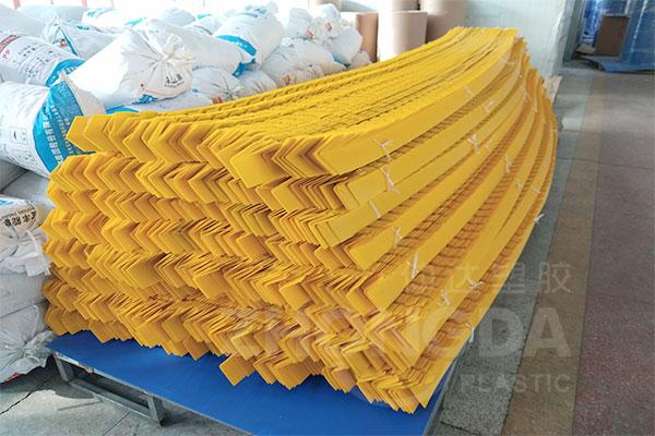 为昆山某包装材料公司提供千赢官方下载护角
