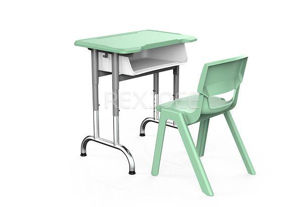 学校课桌椅发展经历的几个阶段
