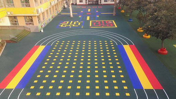 悬浮式拼装地板对比其他地面的优势