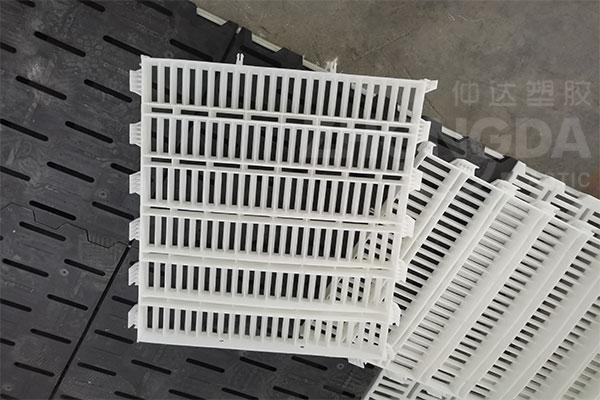 猪场使用漏缝板的优点有哪些?